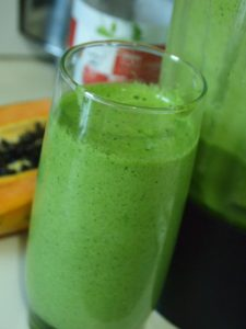 Raw Green drinks