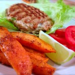 Chilli Lime Sweet Potato Fries Popular Paleo