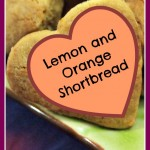Lemon and Orange Shortbread