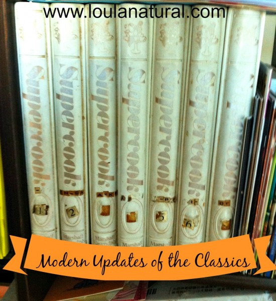 Modern Updates of the Classics Loula Natural