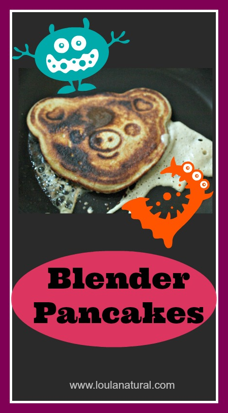 Blender Pancakes Loula Natural pin