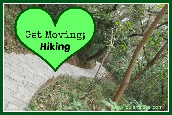 Get Moving Hiking Loula Natural
