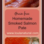 Homemade Smoked Salmon Pate Loula Natural pin
