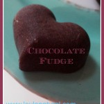 Chocolate Fudge Loula Natural