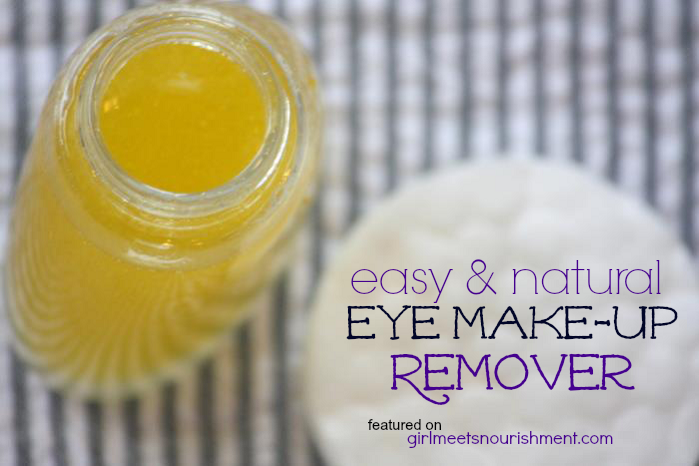 Girl Meets Nourishment Eye-MakeupRemover