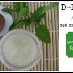 Mix Wellness Minty Fresh Salt foot Scrub