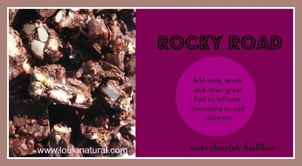 Rocky Road Loula Natural fb