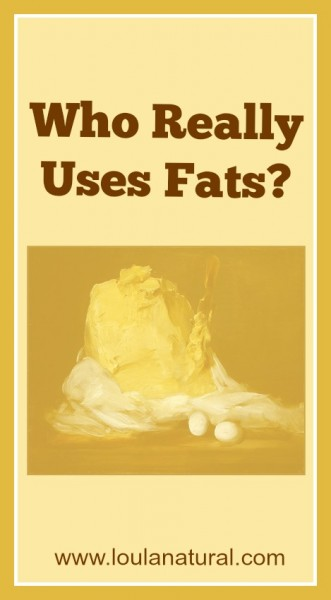 Who Really uses fats Loula Natural pin
