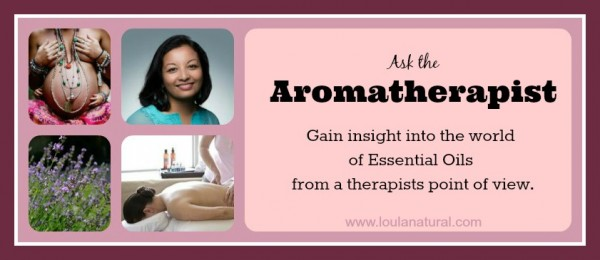 ask the aromatherapist