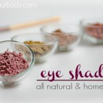 Thank Your Body Homemade Eye Shadow