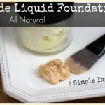 Coco's Well; Flawless DIY liquid foundation