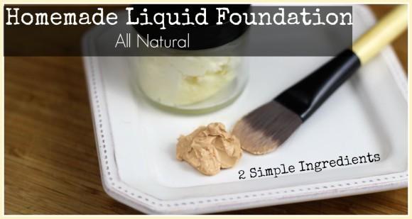 Coco's Well; Flawless DIY liquid foundation