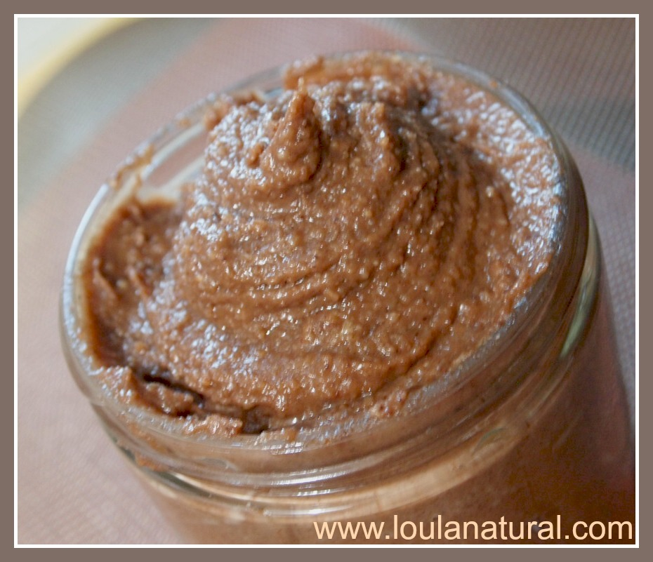 Apricot Kernel Chocolate Butter Loula Natural