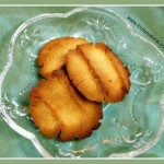 Coconut Ginger Cookies Recipe Loula Natural