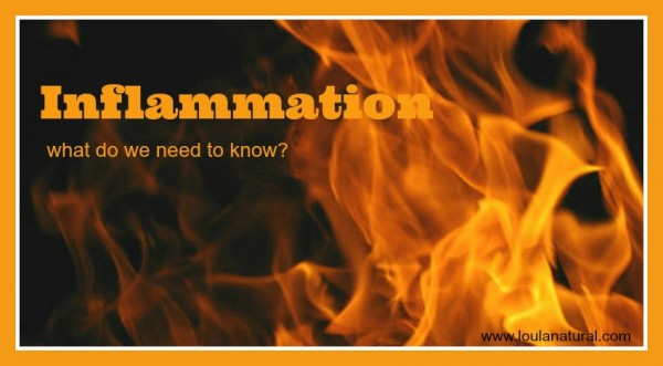 Inflammation what do we need to know Loula Natural