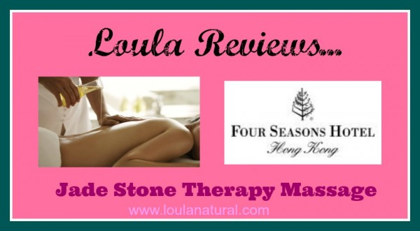 Loula Reviews- Jade Stone Therapy Massage