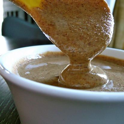 Almond-Coconut-Fudge Joyful Belly