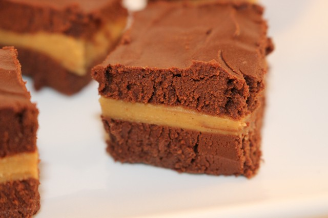Chocolate Peanut Butter Fudge Our Small Hours