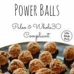 Protein Packed Power Balls Life Made Full