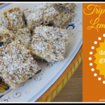 Triple Coconut Lemon Bars Mix Wellness