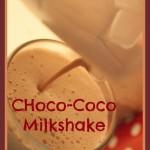 Choco Coco Milkshake Loula-Natural
